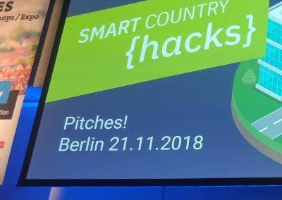 Hackathon meets Smart Country Convention