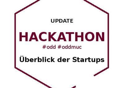 Update: Diese Startups sind beim Open Data Hackathon dabei!