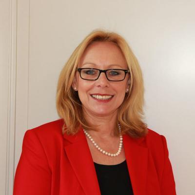<div>Urusla Hofmann / Vorsitzende des Gesamtpersonalrates</div>