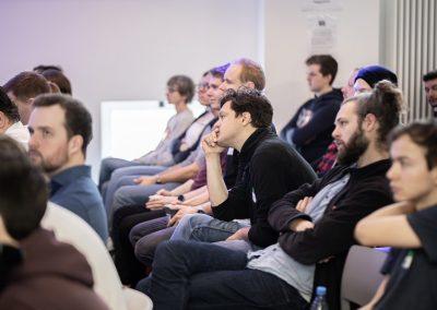 Vorträge im Eventspace