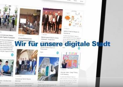 Herzlich willkommen auf muenchen.digital!