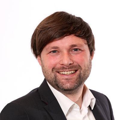 <div>Sebastian Weisenburger / Stadtrat - Die Grünen-rosa liste</div>