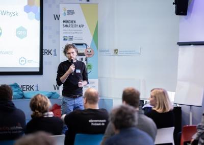 Whysk, eines unserer diesjährigen Start-ups