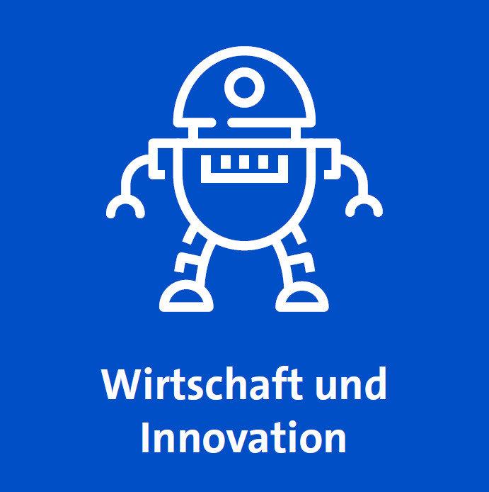 Icon Wirtschaft und Innovation