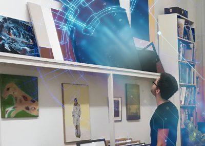 Kunst und IT: Das Nachwuchskräfte-Projekt für Münchens Artothek