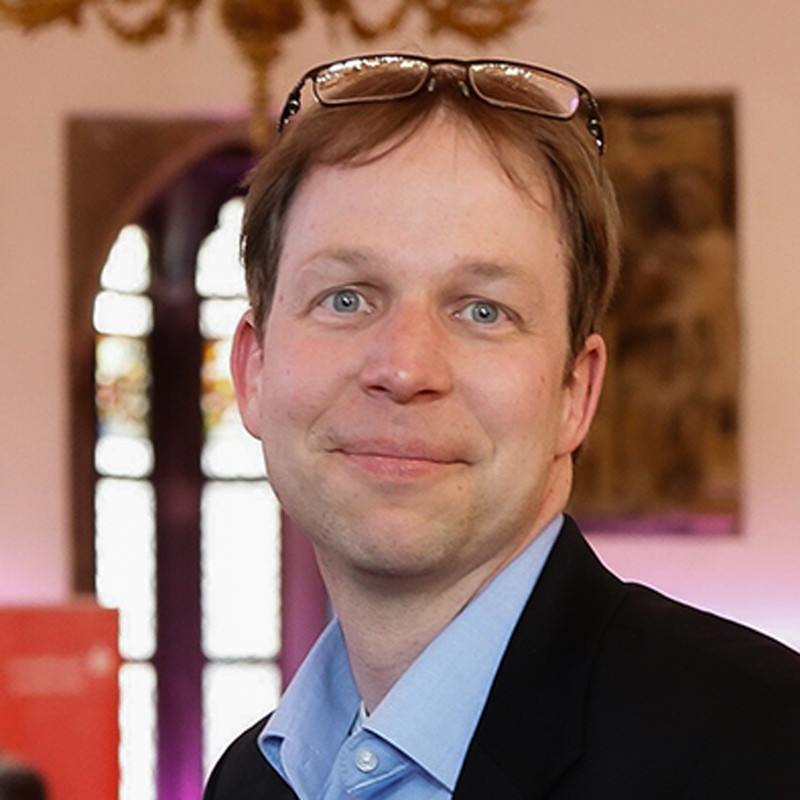 Elmar Reuter, - wissenschaftlicher Mitarbeiter bei der Stadt Nürnberg
