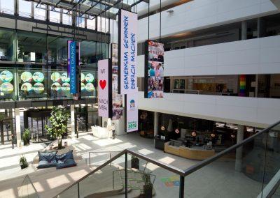 Microsoft Zentrale Deutschland