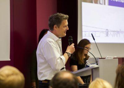 Stefan Döring auf dem FutureCamp 2018