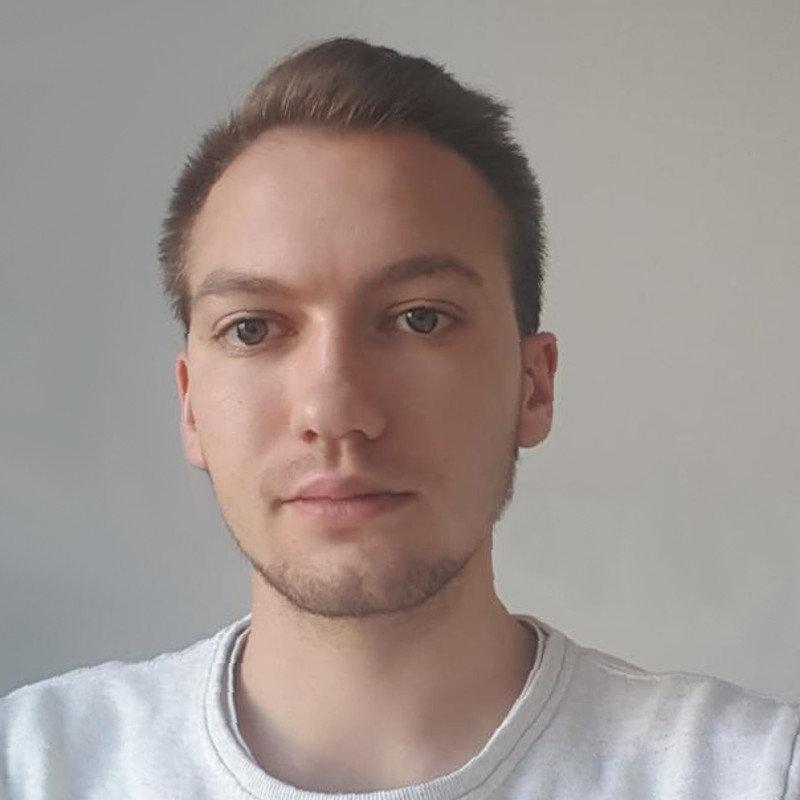 Hannes Irrgang, - dualer Student Wirtschaftsinformatik