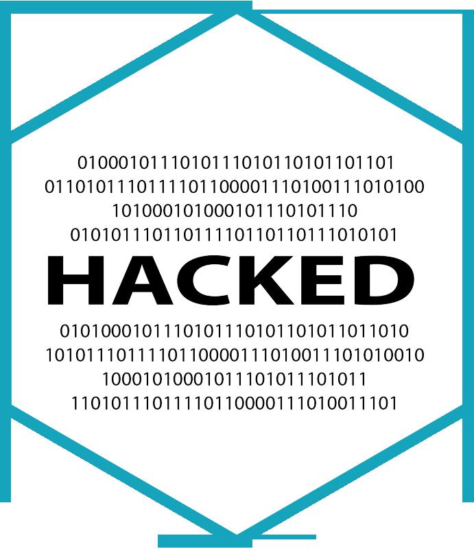 Icon Karriere Ausbildung - Hacker