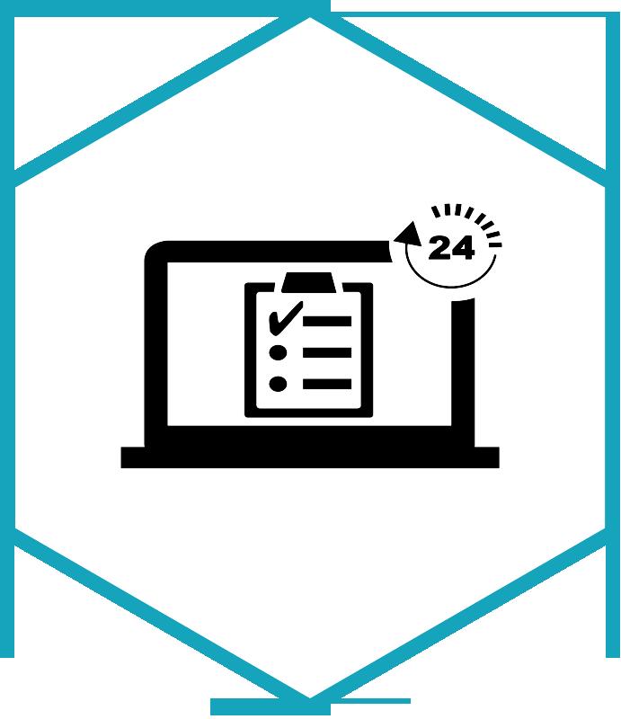 Icon Karriere Ausbildung - Online Services