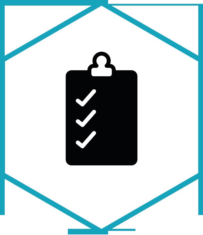 Icon Karriere Ausbildung - Projektmanagement / Planung