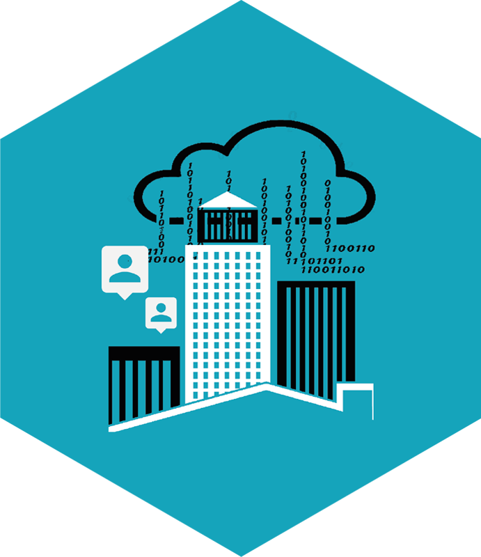 Icon Karriere Ausbildung - Smart City