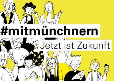 Veranstaltungstipp: #mitmuenchnern – jetzt ist Zukunft