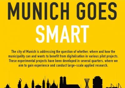 Munich goes smart: kühle Quartiersboxen, sehenden Lichtmasten und viel Mobilität