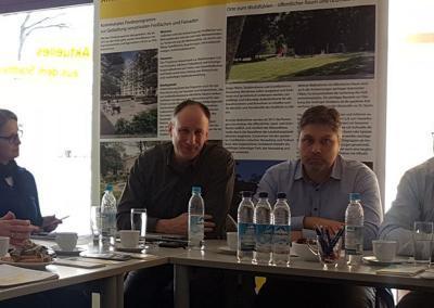 """NordAllianz zu Besuch beim Projekt """"Smarter Together"""""""