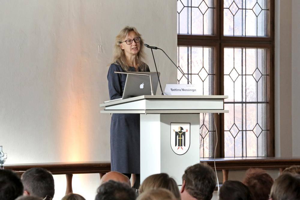 Rede von Bettina Messinger auf dem OGT 2017