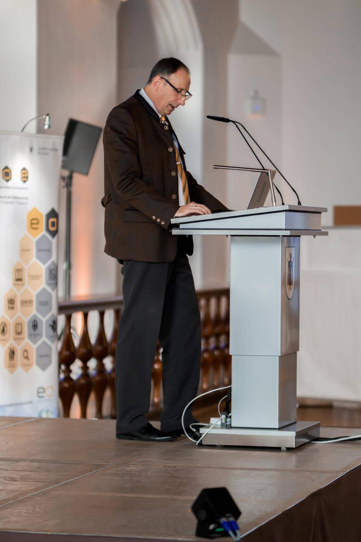 Thomas Bönig hält Vortrag auf OGTM 2018