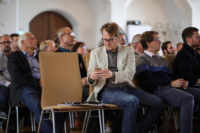 Publikum des Open Government Tag