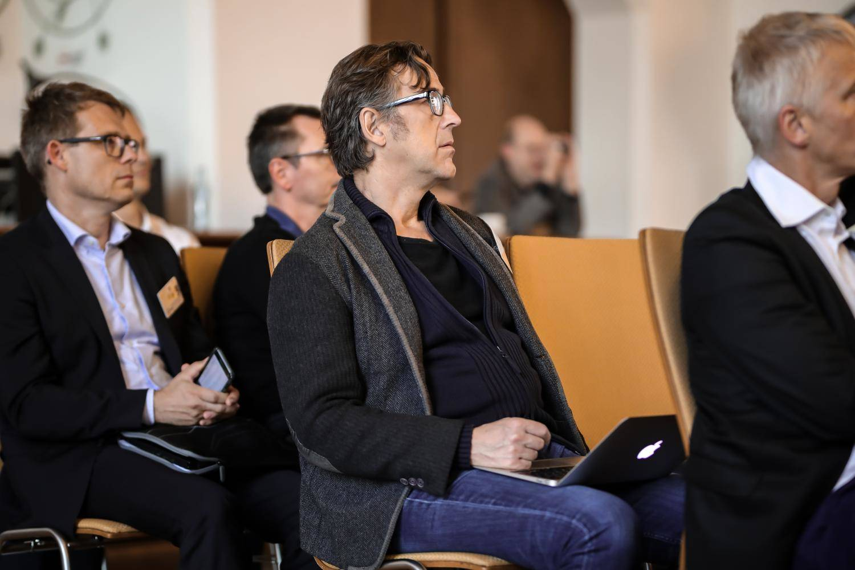 Publikum des Open Government Tag 2018