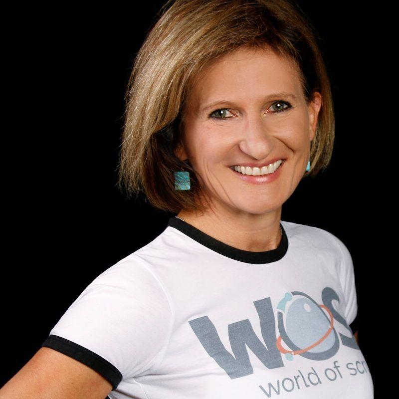 Ulrike Umkehrer, - Co-Founderin von Planetscrum