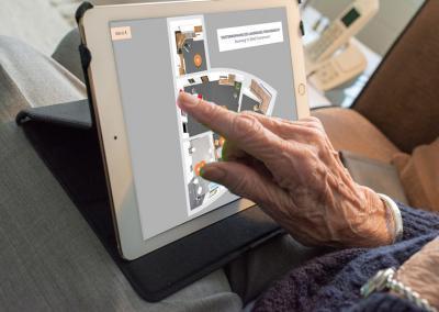 Digitalisierung erhöht die Lebensqualität im Alter