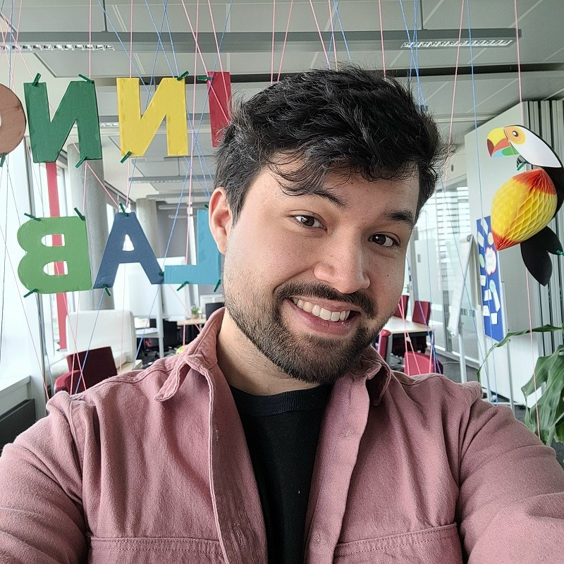 Christopher Wisse, - Innovationsentwicklung im Eigenbetrieb it@M